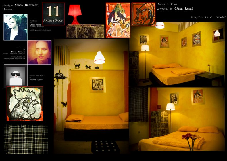 Andre's Room