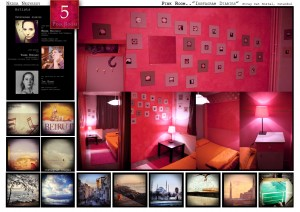 Instagram Diaries / Pink Room