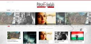 Pótszékfoglalo home page